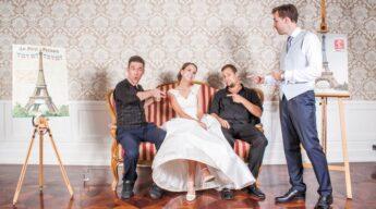 wedding cinematography in Laxenburg