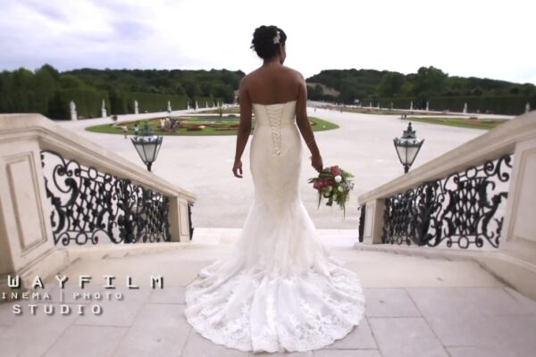 wedding film Palais Schonbrunn