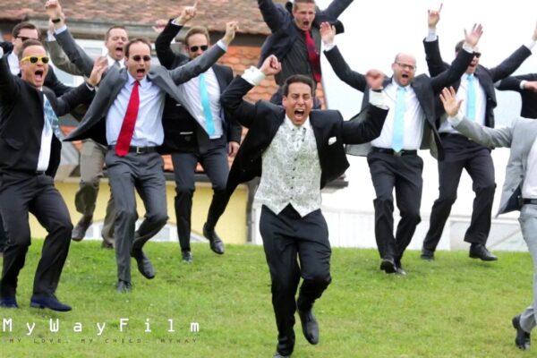 wedding music video Hannersberg